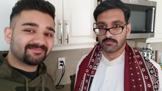 Zaid Ali T funny video (behind the scenes)