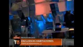 El mercado de los moteles en Chile