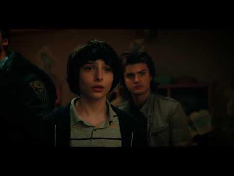Stranger Things - 2x08 Ending