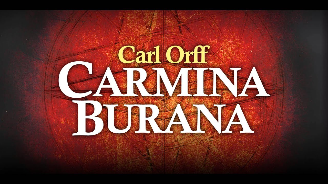 carmina burana carl orff youtube. Black Bedroom Furniture Sets. Home Design Ideas