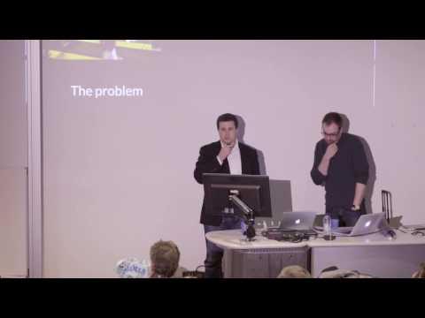 London Ethereum Meetup [10/5/2016] : Tramonex - Regulated FX Settlement Prototype