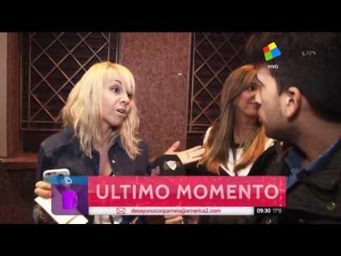 Claudia Villafañe se negó a hablar del pedido de nulidad de divorcio a Maradona