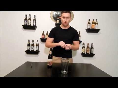 Strubbes Chocolate Beer Review!