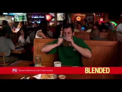 Blended (2014) Change Everything Clip [HD]