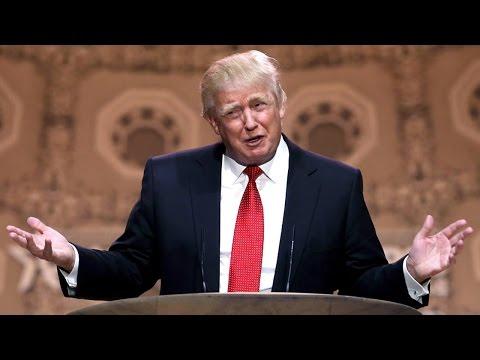 Weak Republicans Run Back To Trump
