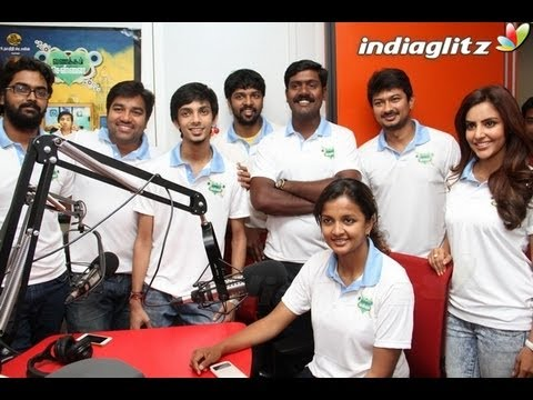 Vanakkam Chennai Audio Launch |...