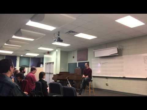 Augusta University Master Class