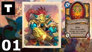 Hearthstone: Rumble Run | Paladin | Shrines - Shriv