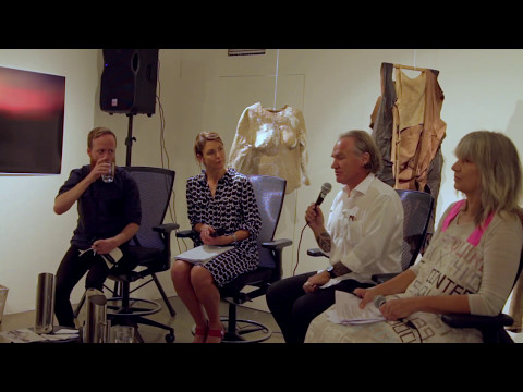 Panel Discussion: Art & Design in the Anthropocene