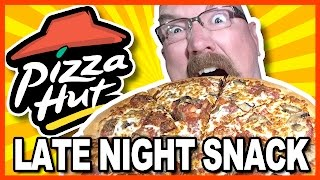 Pizza Hut Bacon Strips Review - What's Your Favourite Late Night Snack?