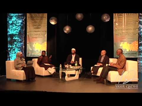 Panel Discussion: Balance of Tradition, Culture & Modernism - Yasir Qadhi | 25th September 2010