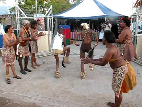 SWAPO Party   Namibia cultural group