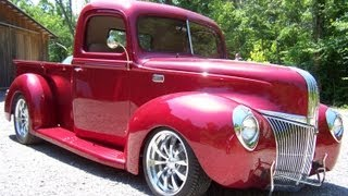 1941 Ford Pickup Street Rod