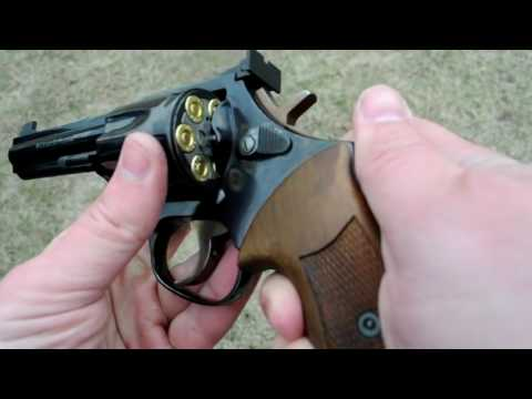 Shooting: Manurhin MR73 in 357 and 9mm literally the best revolver