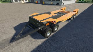 Hey Guys, I've made a review of the CHMZAP 5212 Lowloader by Vasilich, FS-19-unknown. Thanks for watching  Please: Like, share, comment and subscribe - Thank you