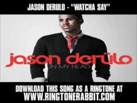 Jason Derulo  Watcha Say  Remix  New Music  + Lyrics + Download