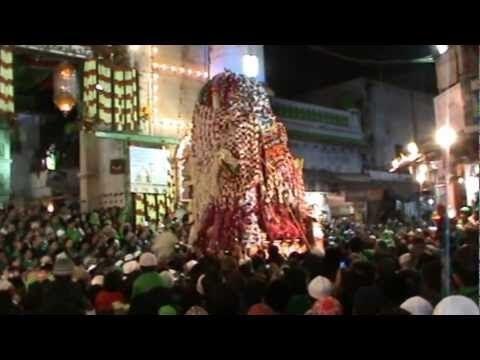 Ajmer Sharif Dargah Muharram Taziya Sharif Video 2016