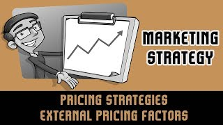 Marketing Strategy | Pricing Strategies | External Pricing Factors | Chapter 10