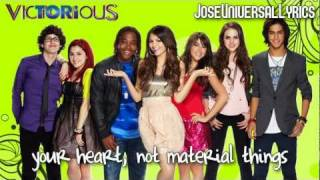 Victorious Cast - Song 2 You (Lyrics On Screen) [FULL Song] HD