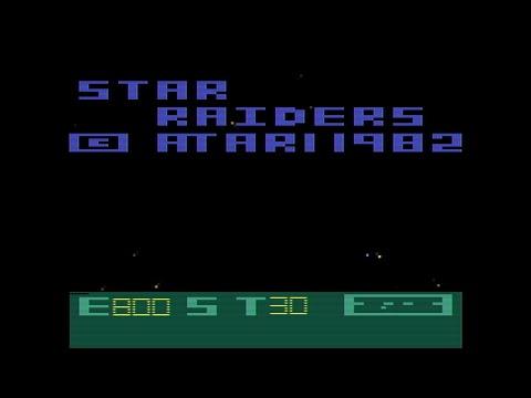 Star Raiders - Atari 2600 - Level 30  