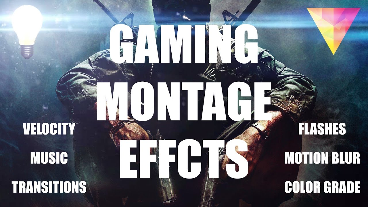gaming montage effects hitfilm 4 express tutorial velocity