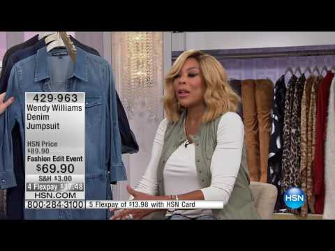 HSN | Weekends with Wendy Williams Fashions 09.24.2016 - 08 AM
