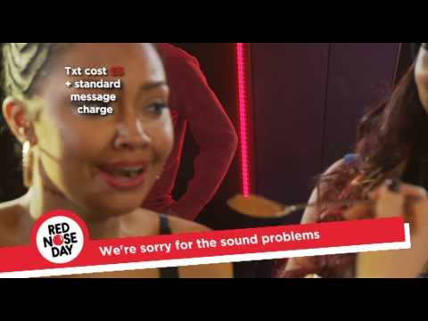 Union J Vs Little Mix Cinnamon Challenge