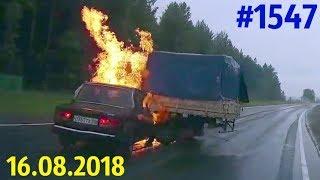 Новый видеообзор от канала «Дорожные войны!» за 16.08.2018. Видео № 1547.