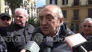 Funerali Necco, Ferlaino: