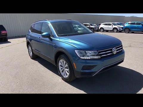 2019 Volkswagen Tiguan Reno, Carson City, Northern Nevada, Roseville, Sparks, NV KM107277
