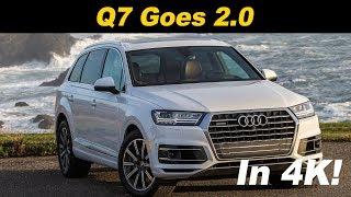 2018 Audi Q7 2.0T Review and Comparison