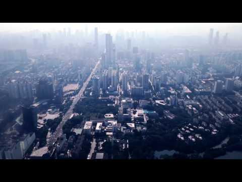 Timelapse of Shenzhen from KK100