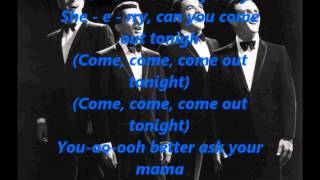 Frankie Valli & The Four Seasons - Sherry Baby [HD] **Lyrics**