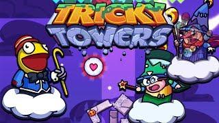 Wie das Herz sein Leben ZERSTÖRTE!   Tricky Towers