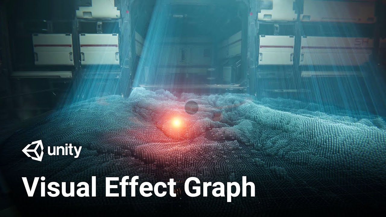 Multi Layered Effects with Visual Effect Graph in Unity! (Tutorial)