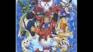 Digimon Tamers - One Vision (Matrix Evolution)