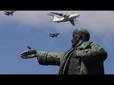 شاهد: لينين يعود إلى غرب ألمانيا في زمن سقوط التماثيل  - 19:58-2020 / 6 / 20