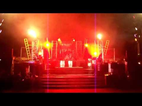 Blood Drums @ Kings Island Halloween Haunt- 10/04/15