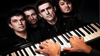 Наутилус Помпилиус - Прогулки по воде. Piano cover + ноты