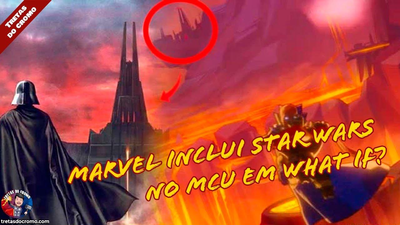 Marvel inclui Star Wars no MCU em What if?