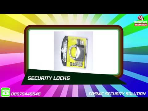 Security System By Cosmic Security Solution, New Delhi