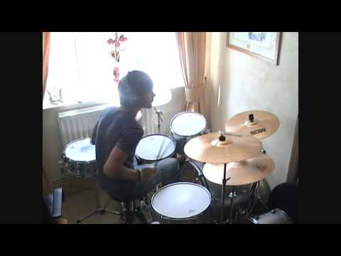 Maps Drum Cover (Yeah Yeah Yeahs) - YouTube