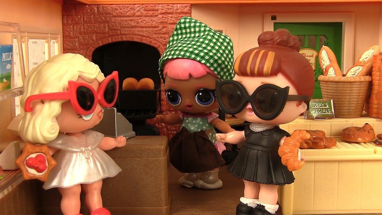 Histoires De Poupes LOL Surprise Boulangerie Sylvanian