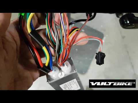 Controller replacement for Voltbike Elegant and Voltbike Yukon 750