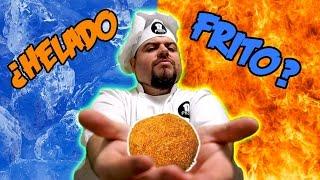 Helado frito de turrón con @fcarameluchi | Desafío de ingredientes