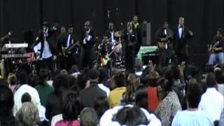 Darrell Mcfadden and the Disciples - Be Ready (Live in the Civic Center 2009)