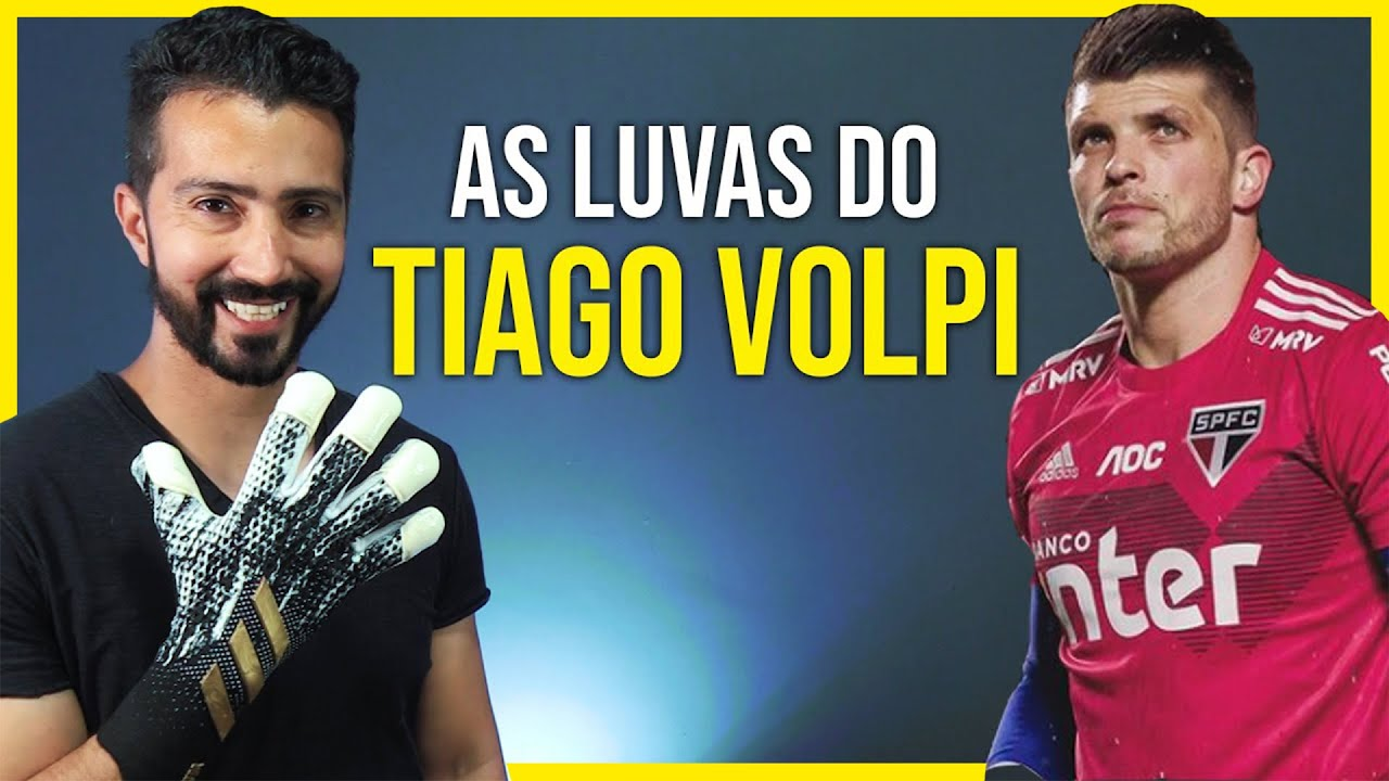 As luvas do Tiago Volpi - Adidas Predator Pro Hybrid - Inflight Pack