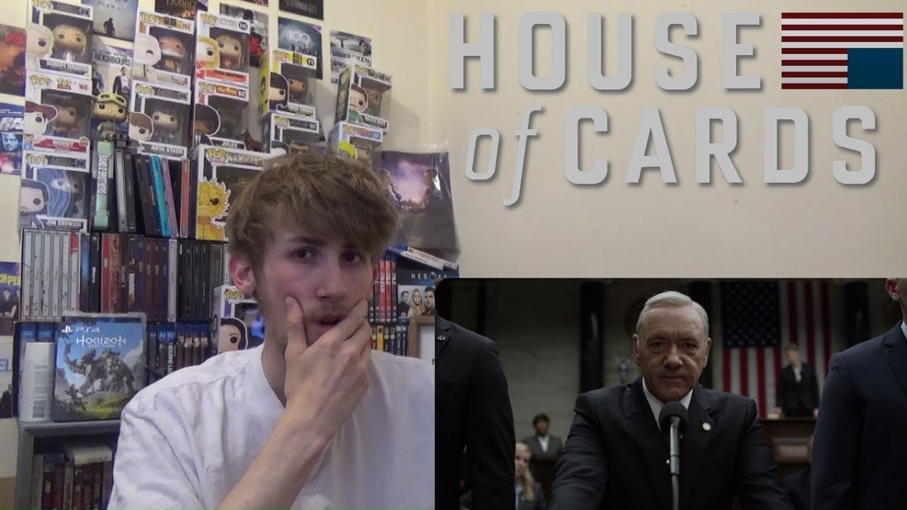 Download House of Cards Season 5 Episode 1 - 'Chapter 53' Reaction