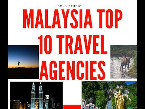 MALAYSIA TOP 10 TRAVEL AGENCIES