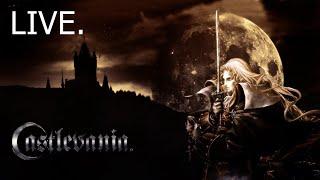 CASTLEVANIA: SYMPHONY OF THE NIGHT - Gameplay Castelo ao Contrario
